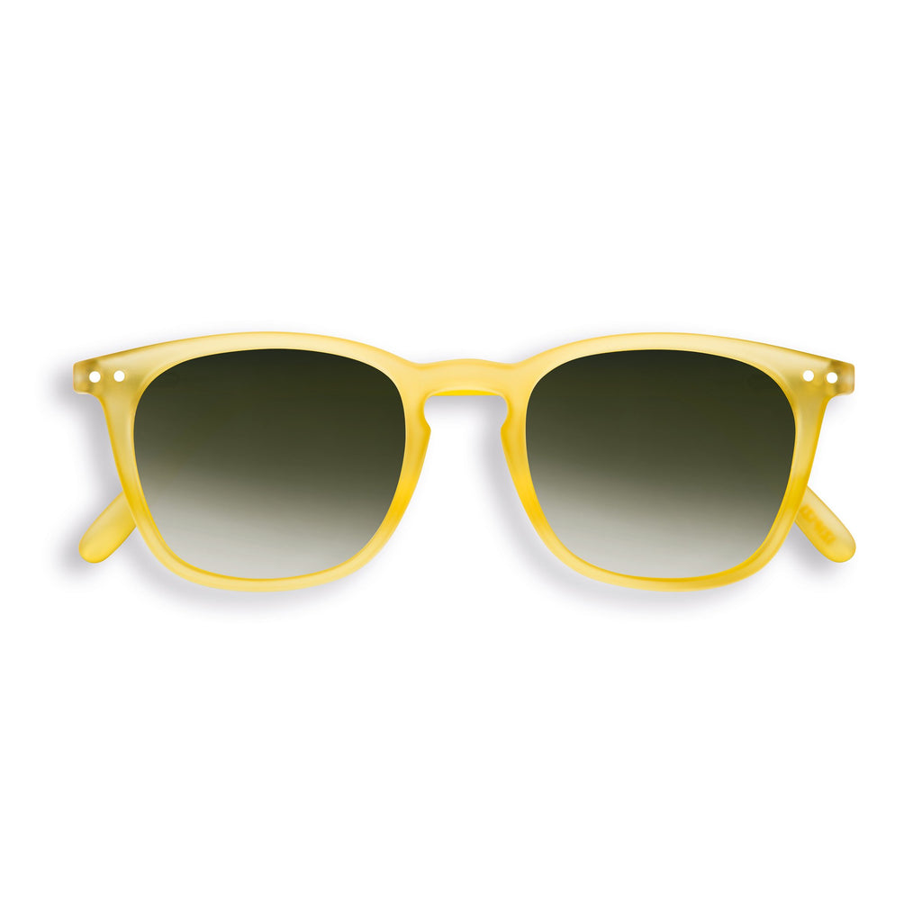 Sunglasses - E - Yellow Chrome