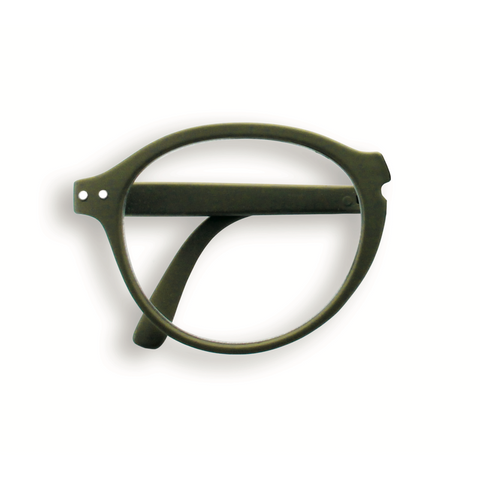 IZIPIZI - Foldable Reading Glasses - Khaki