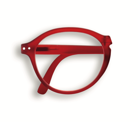 IZIPIZI - Foldable Reading Glasses - Red