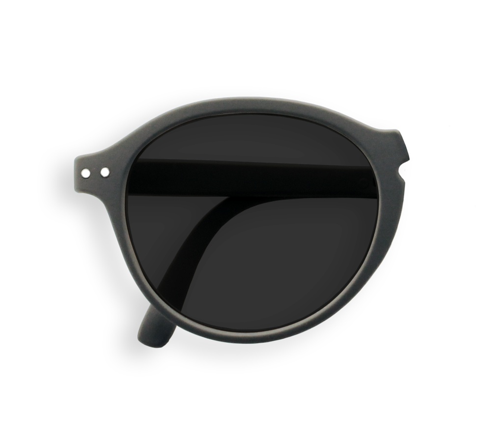 Foldable Sunglasses - F - Grey