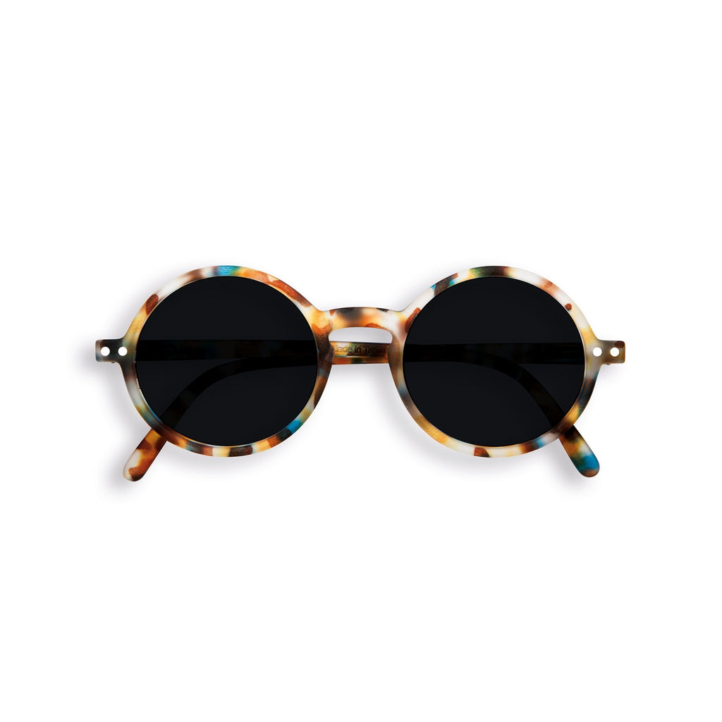 Junior Sunglasses - G - Blue Tortoise