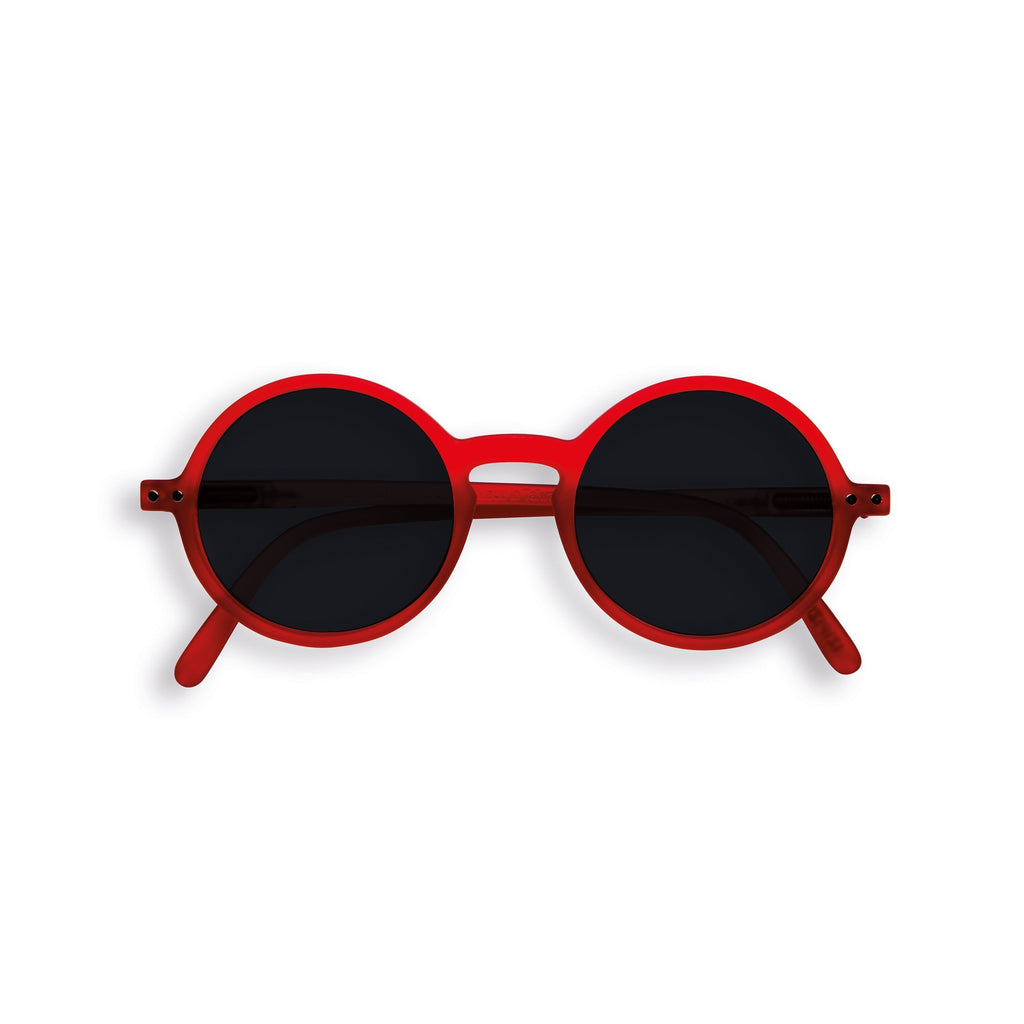 Junior Sunglasses - G - Red Crystal