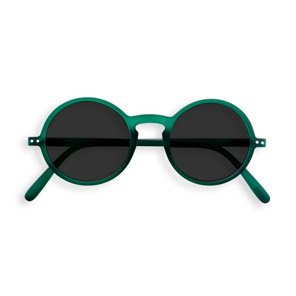 Sunglasses - G - Green Crystal