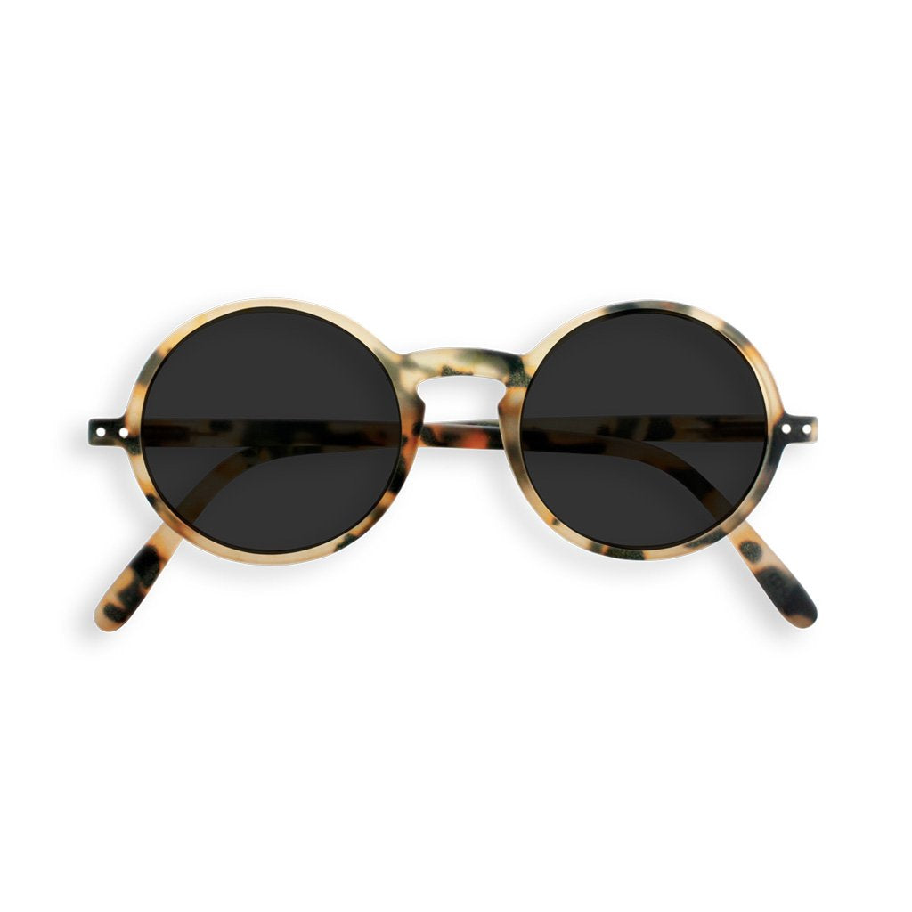 Sunglasses - G - Light Tortoise