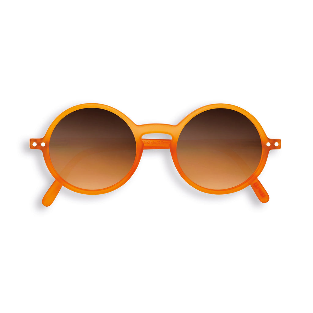 Sunglasses - G - Orange Flash