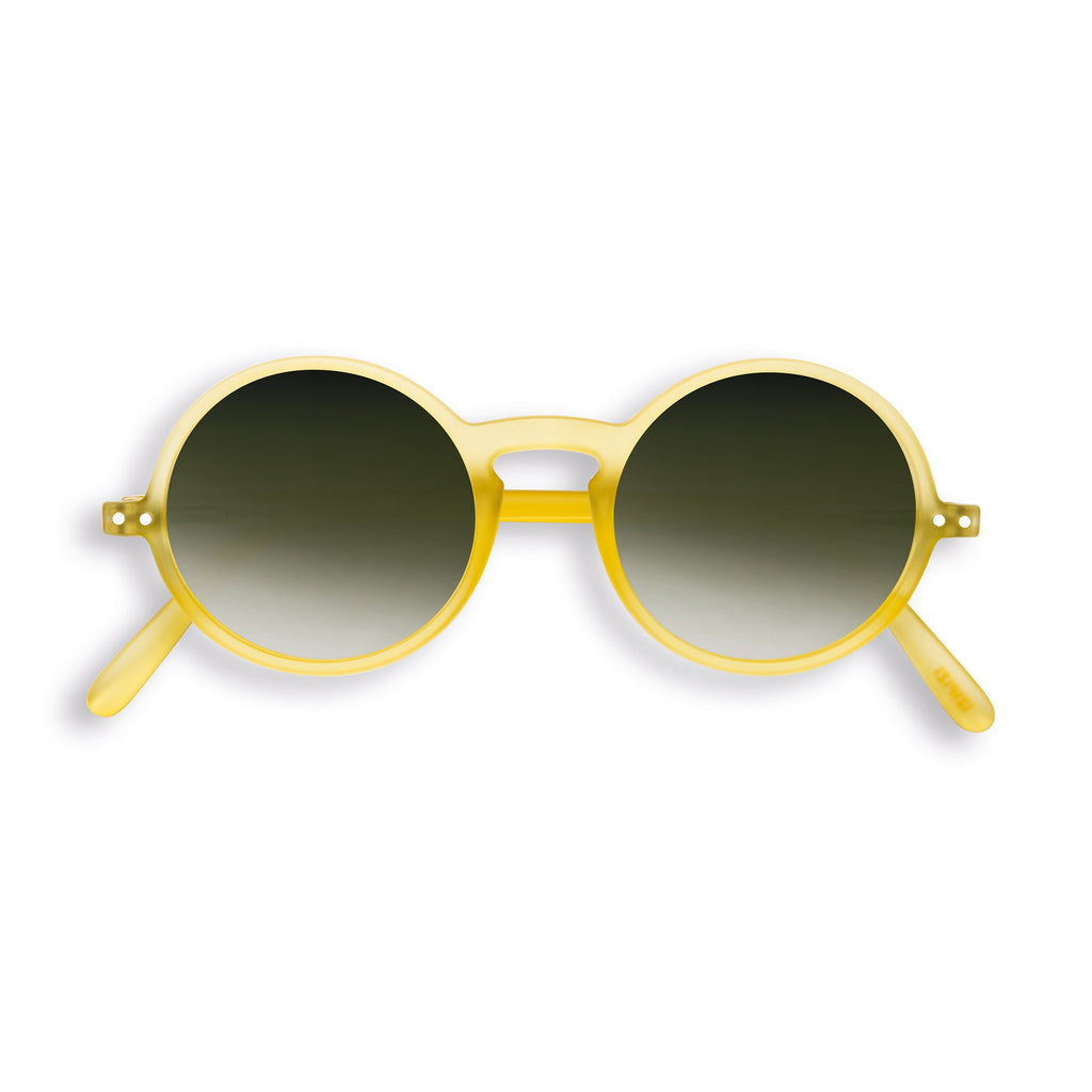 Sunglasses - G - Yellow Chrome