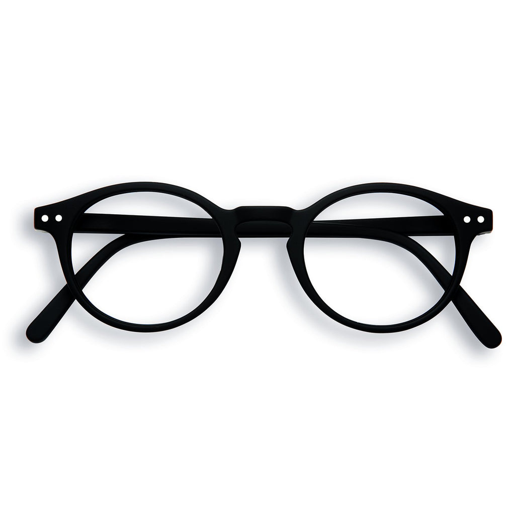 Screen Glasses - H - Black  - No Diopter