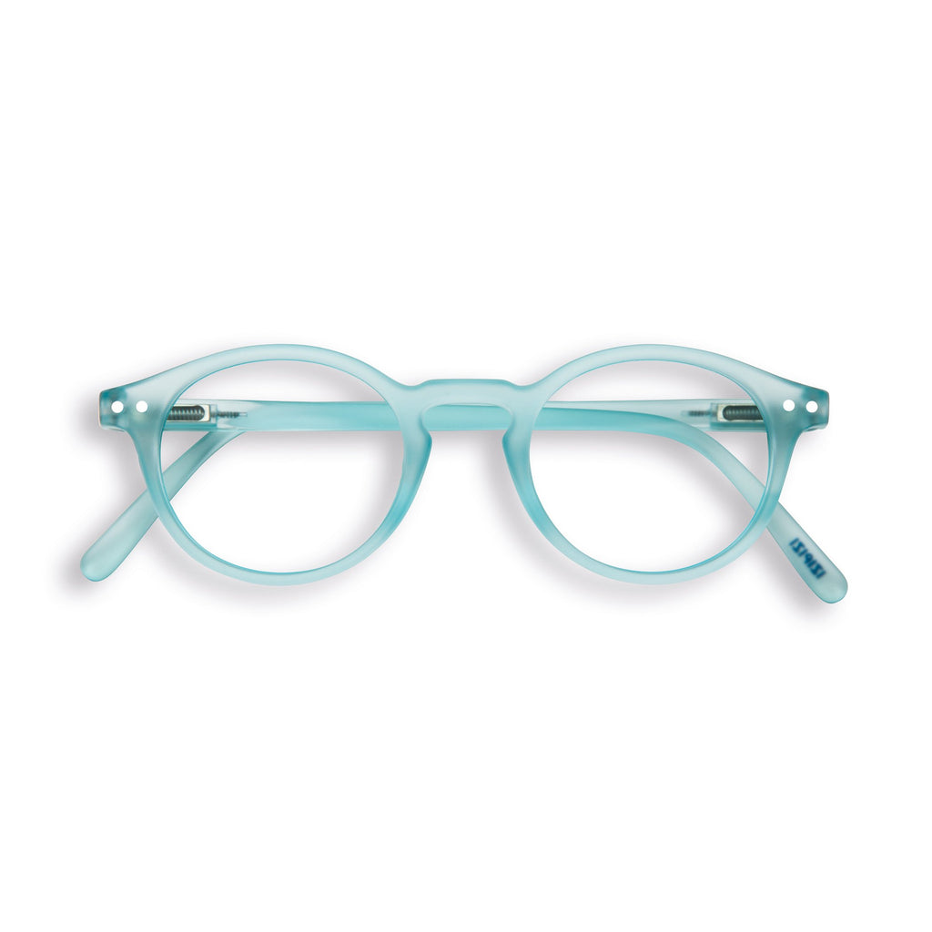 Screen Glasses - H - Light Azure