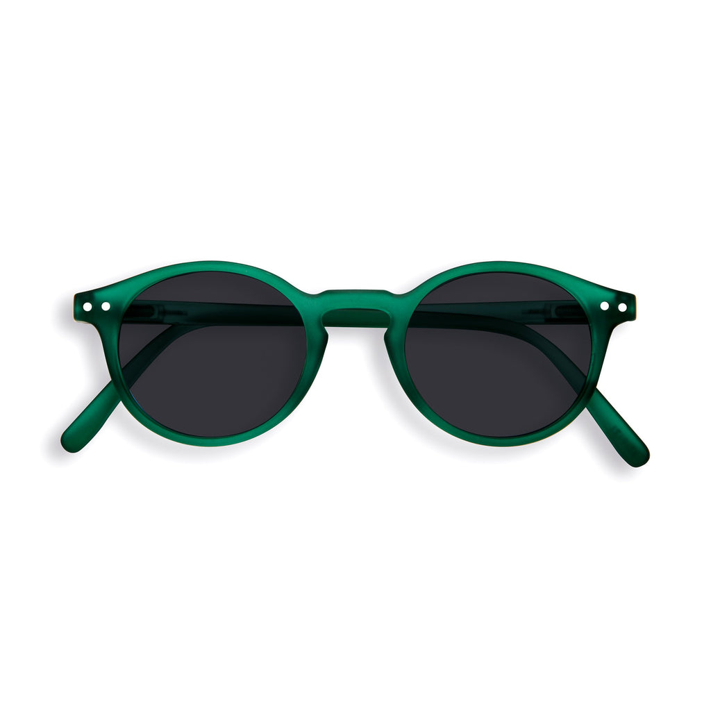 Sunglasses - H - Green Crystal