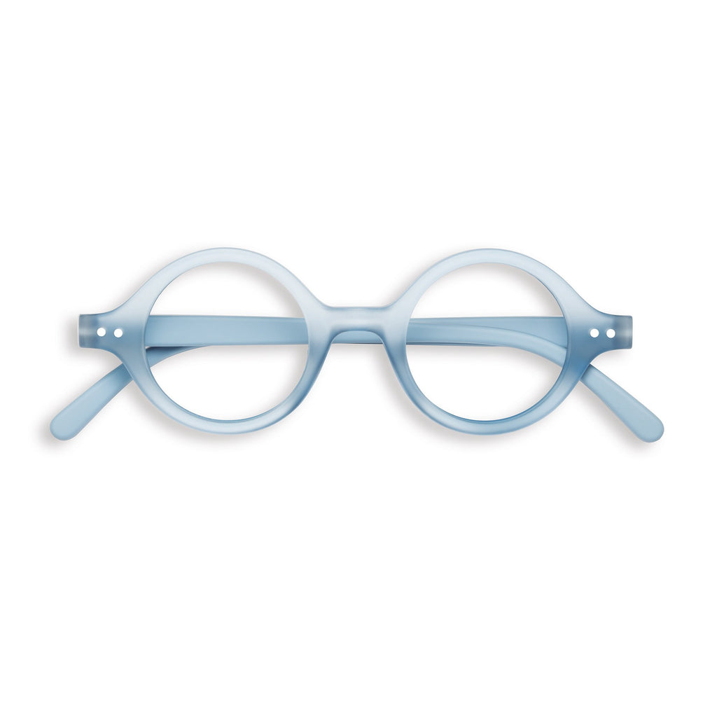 Reading Glasses - J - Cold Blue