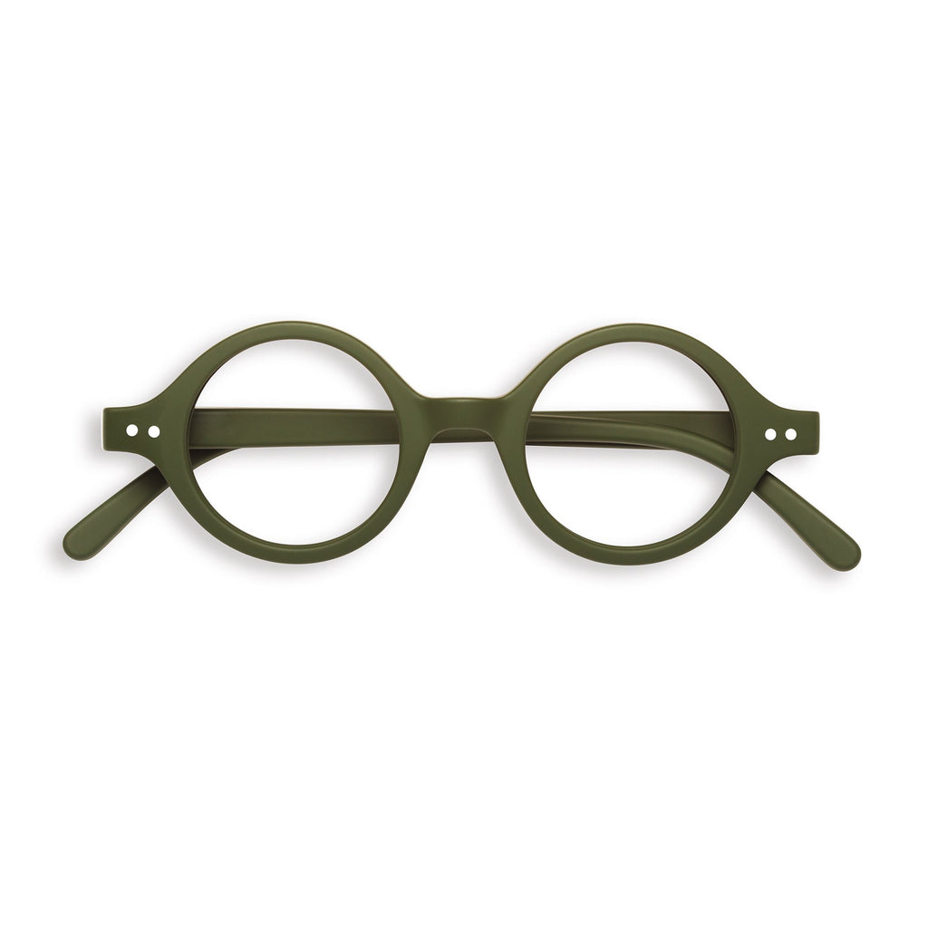 Reading Glasses - J - Khaki