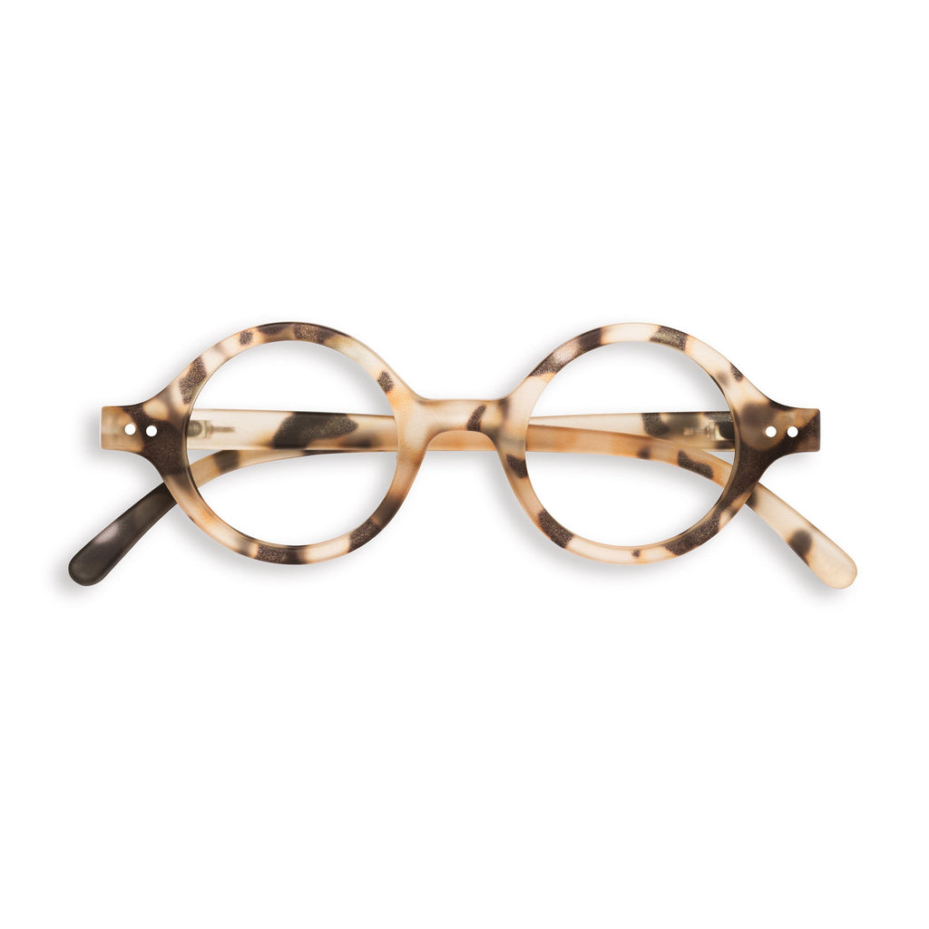 Reading Glasses - J - Light Tortoise