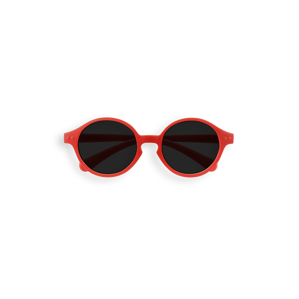 Baby Sunglasses - Red - Polarized