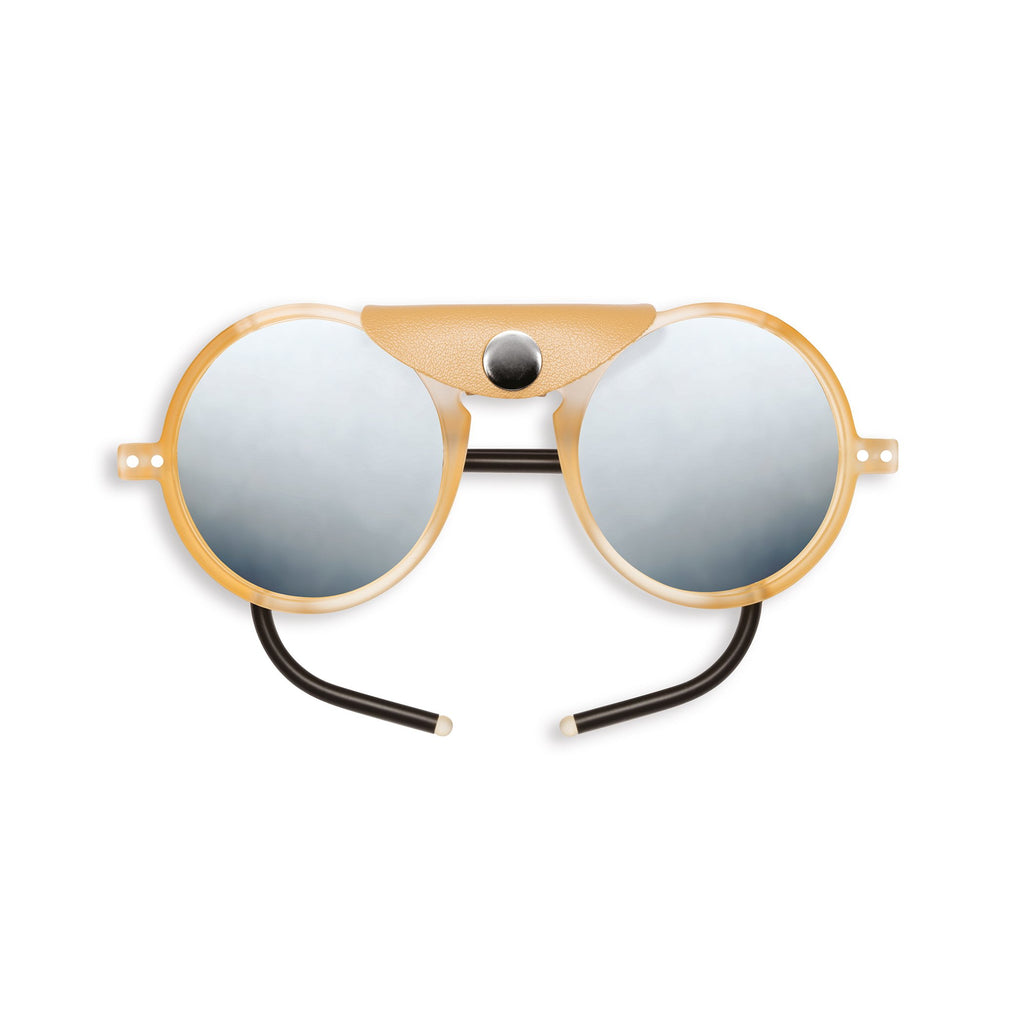 Glacier Sunglasses - Neutral Beige - Category 4