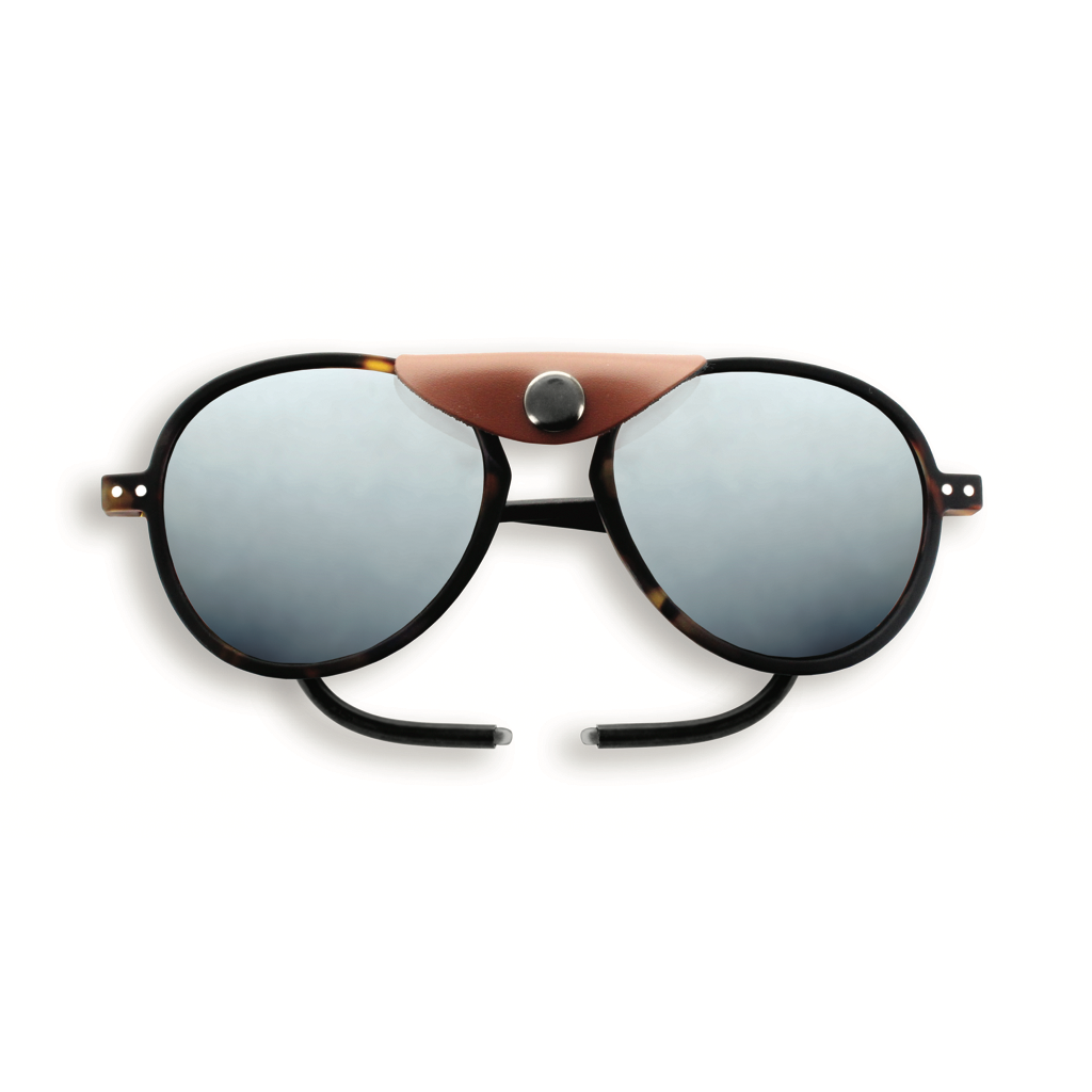 Glacier Plus Sunglasses - Tortoise - Category 4