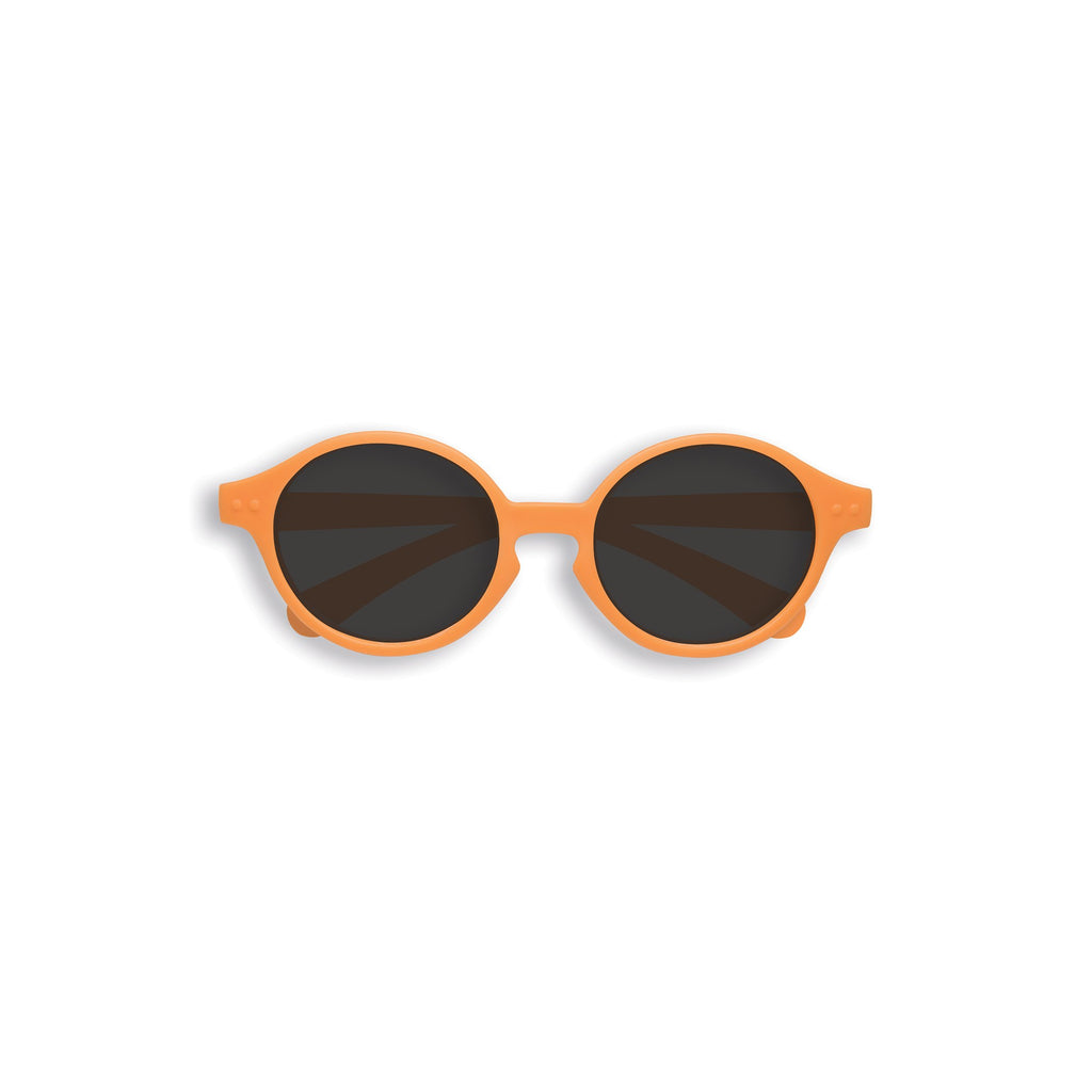 Kids Sunglasses - Orange Firework - Polarized