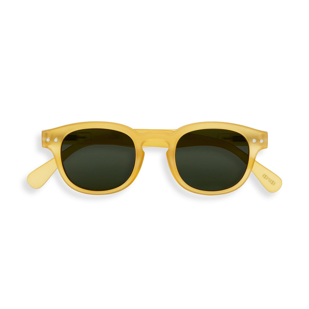 Junior Sunglasses - C - Yellow Honey