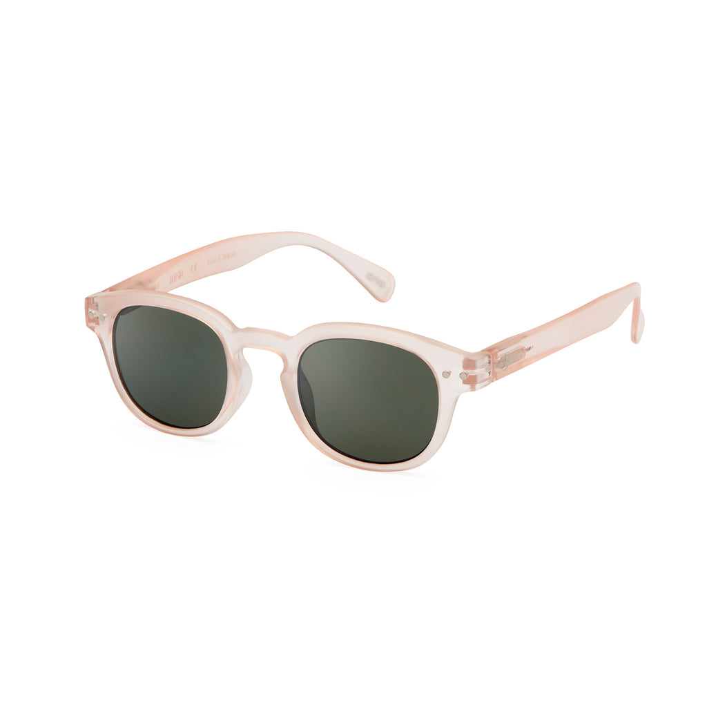 Junior Sunglasses - C - Rose Quartz
