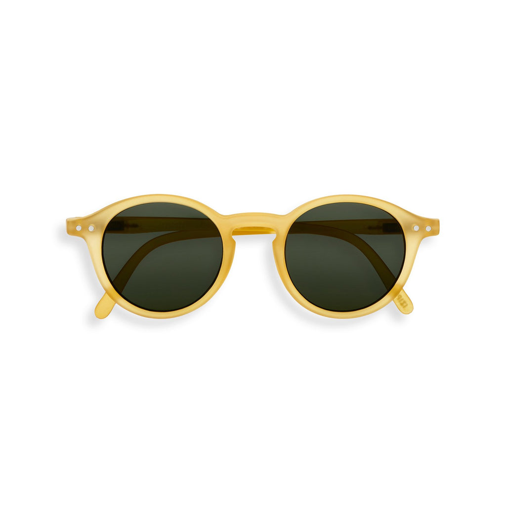 Junior Sunglasses - D - Yellow Honey