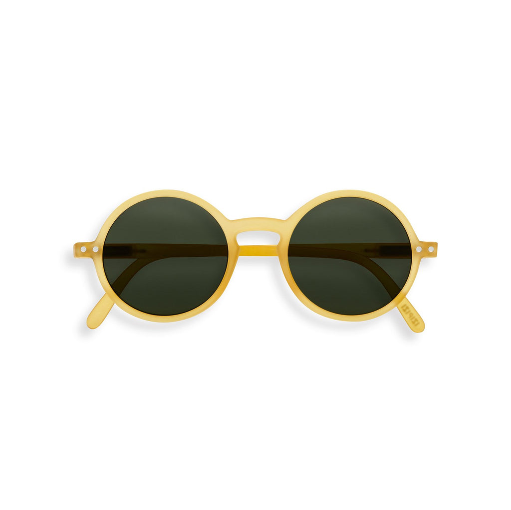 Junior Sunglasses - G - Yellow Honey