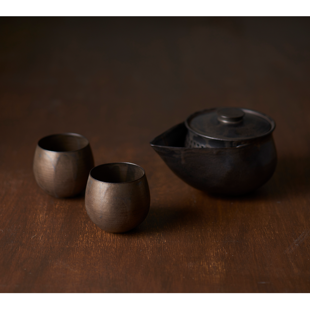 Kumagai - Kokushuu Tea Set