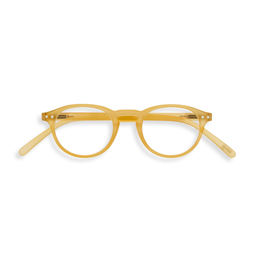 Reading Glasses - A - Yellow Honey