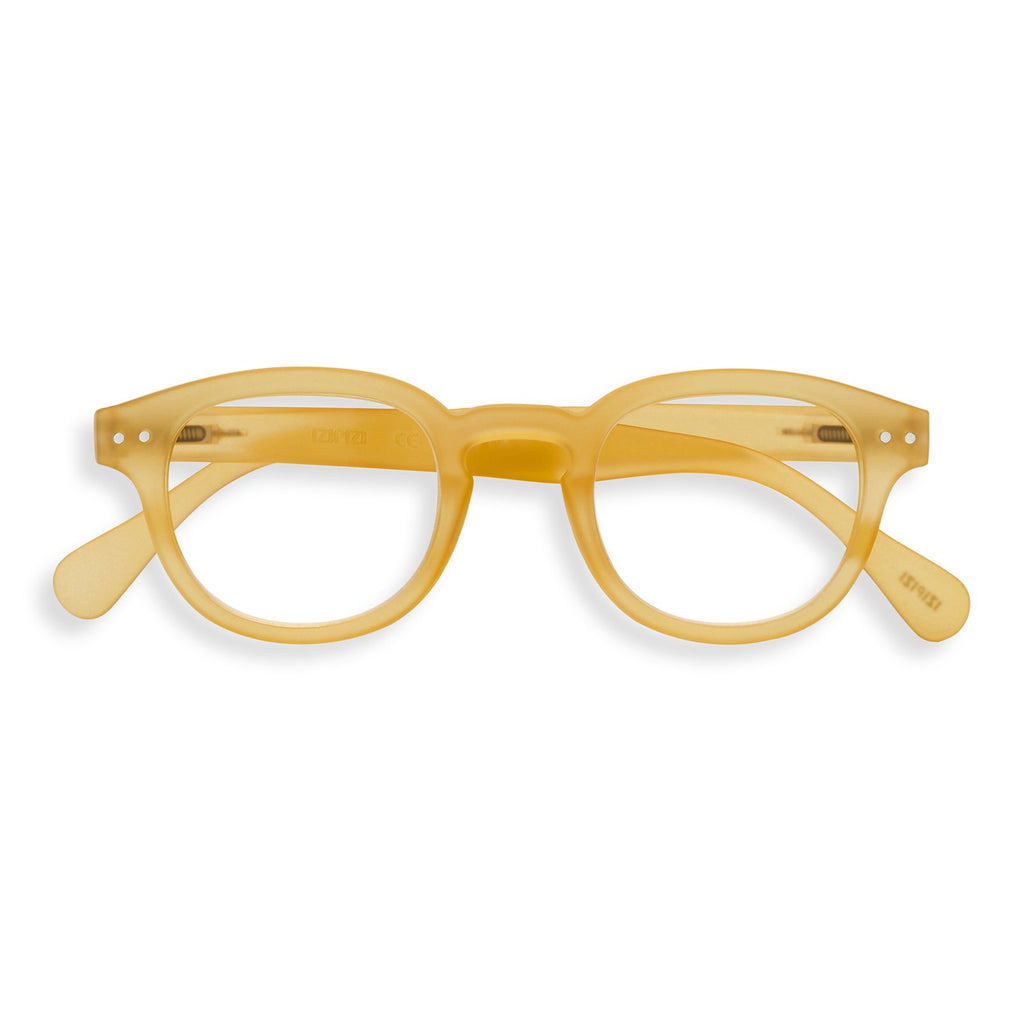 Reading Glasses - C - Yellow Honey