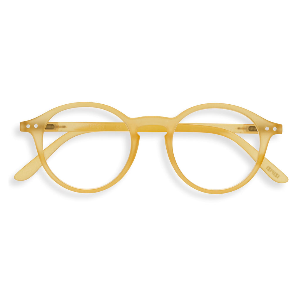 Reading Glasses - D - Yellow Honey