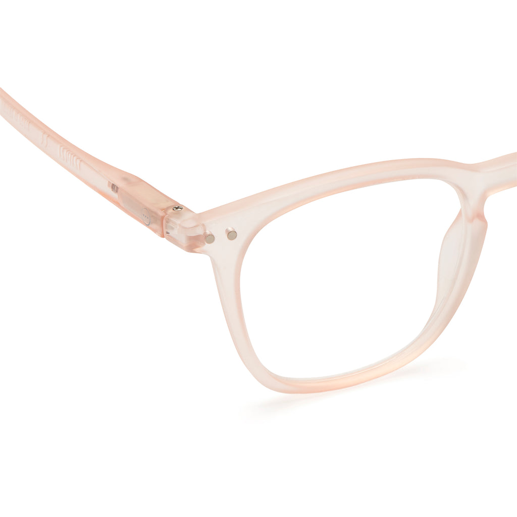 Screen Glasses - E - Rose Quartz - No Diopter