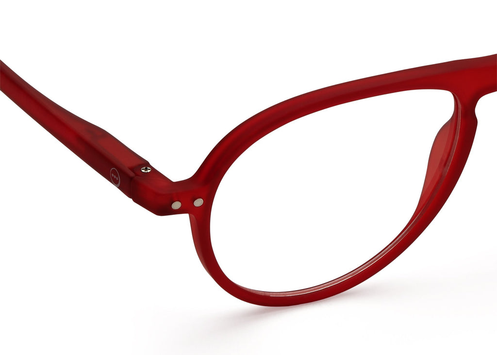 Reading Glasses - K - Red Crystal