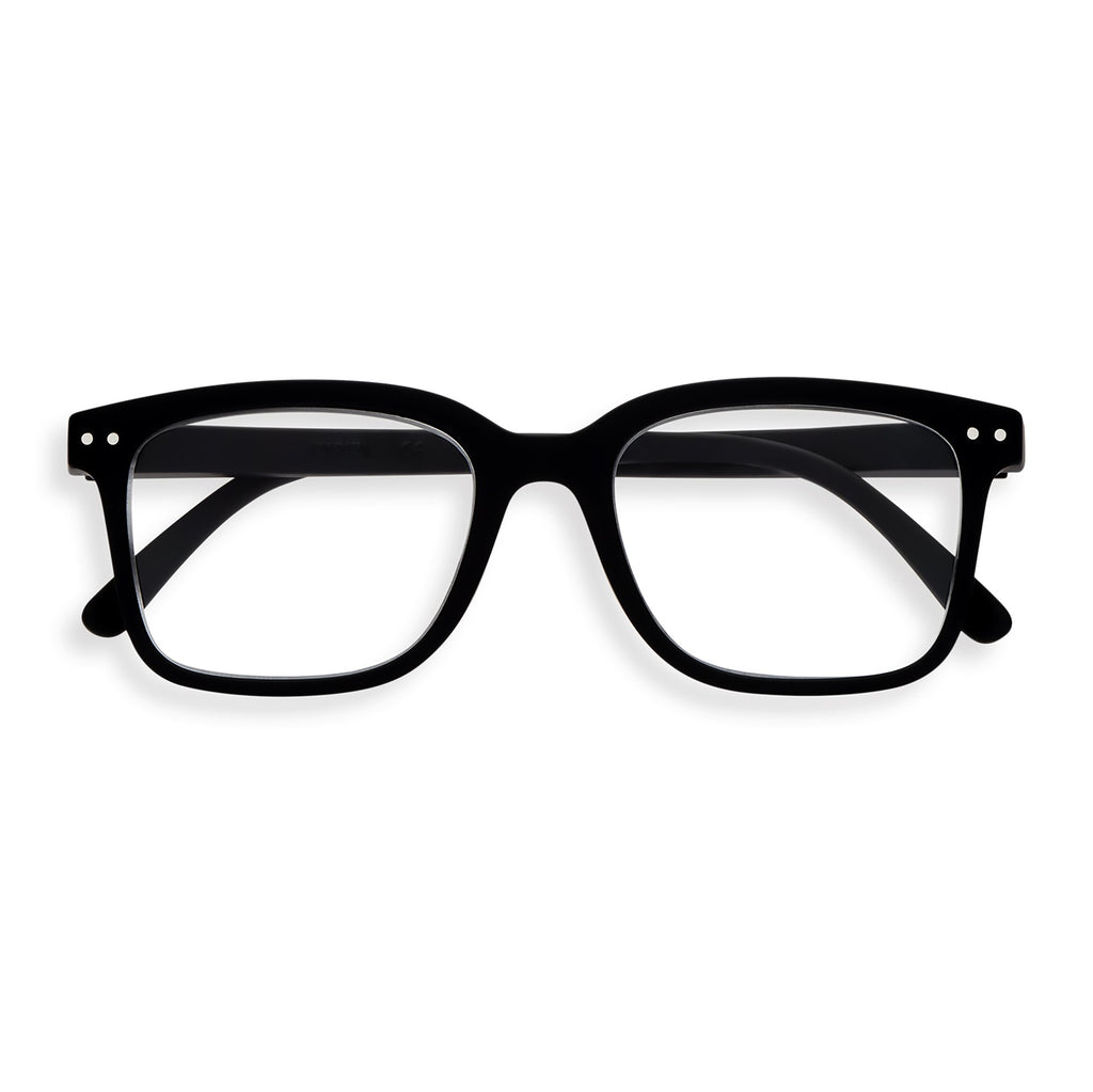 Reading Glasses - L - Black