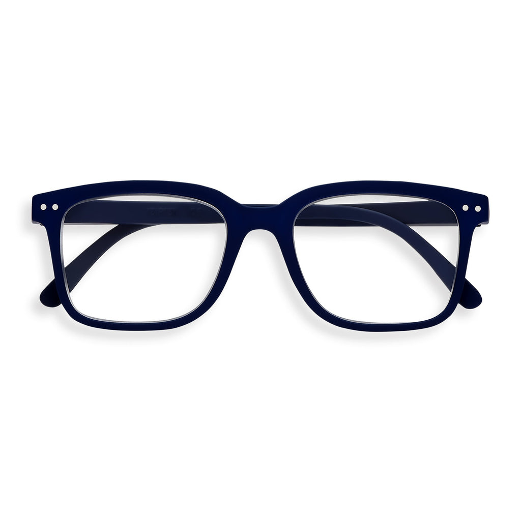 Reading Glasses - L - Navy Blue