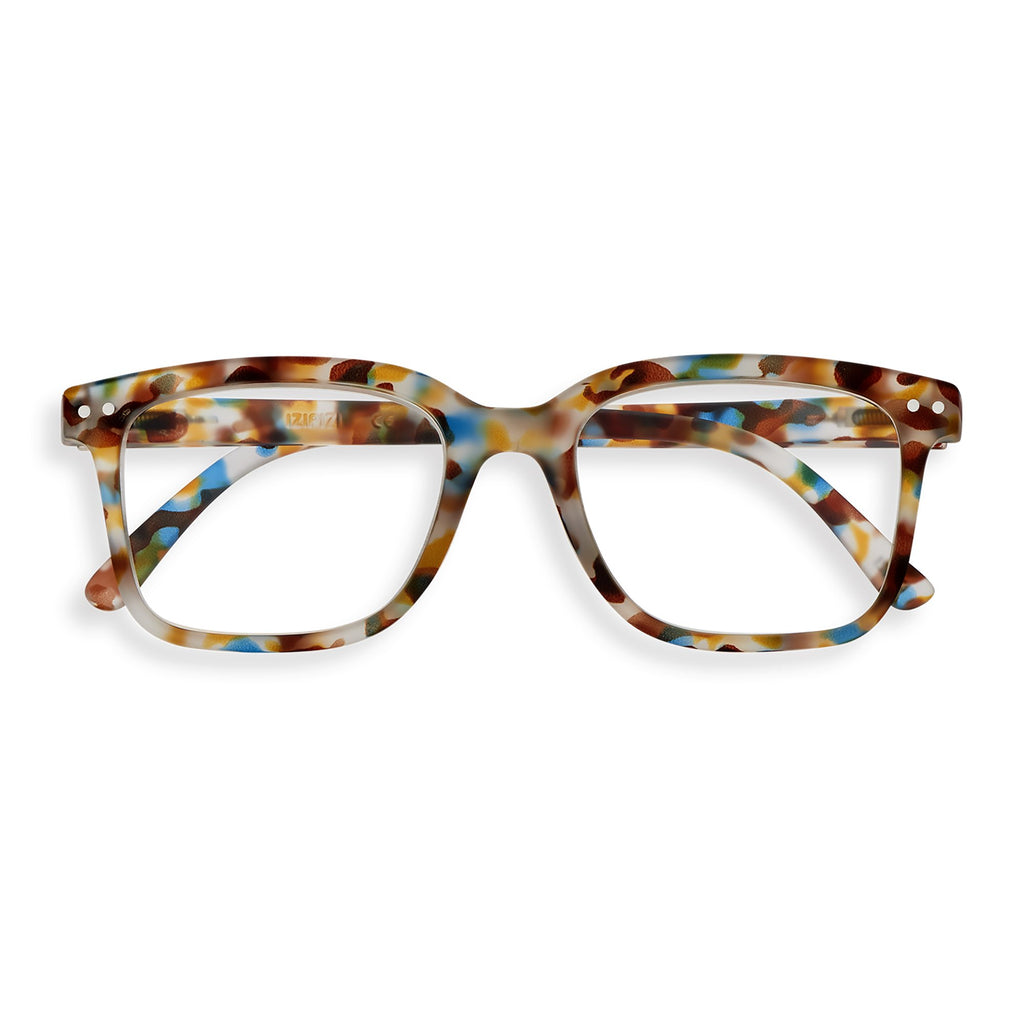 Reading Glasses - L - Blue Tortoise
