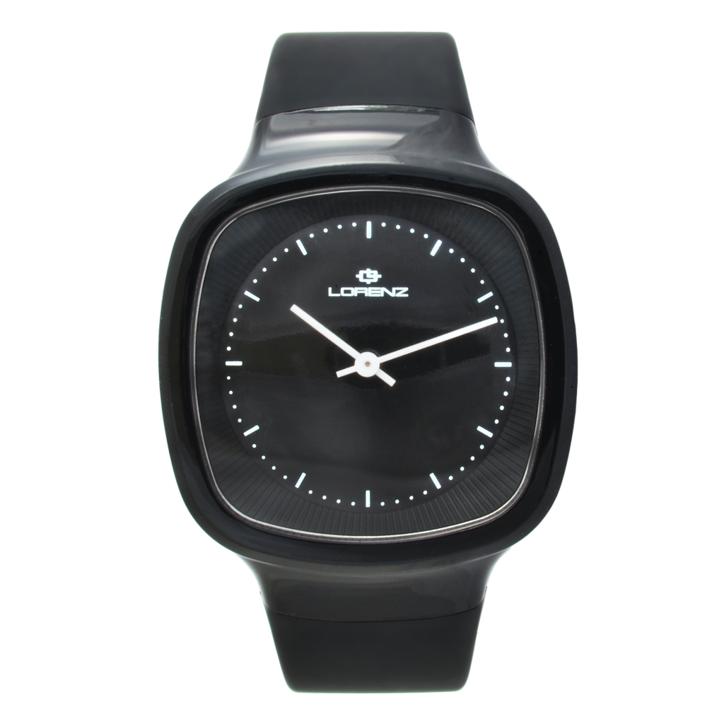 Lorenz - Vigorelli Unisex Watch - Black