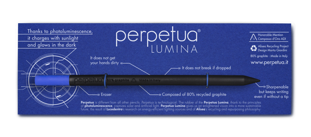 Perpetua - Recycled Graphite Pencils