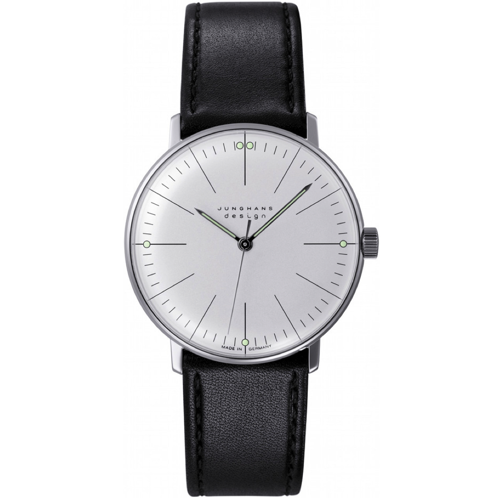 Junghans - Max Bill - Manual