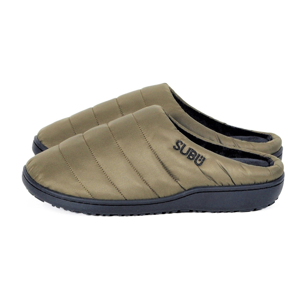 Fall & Winter Slippers - Mountain Khaki
