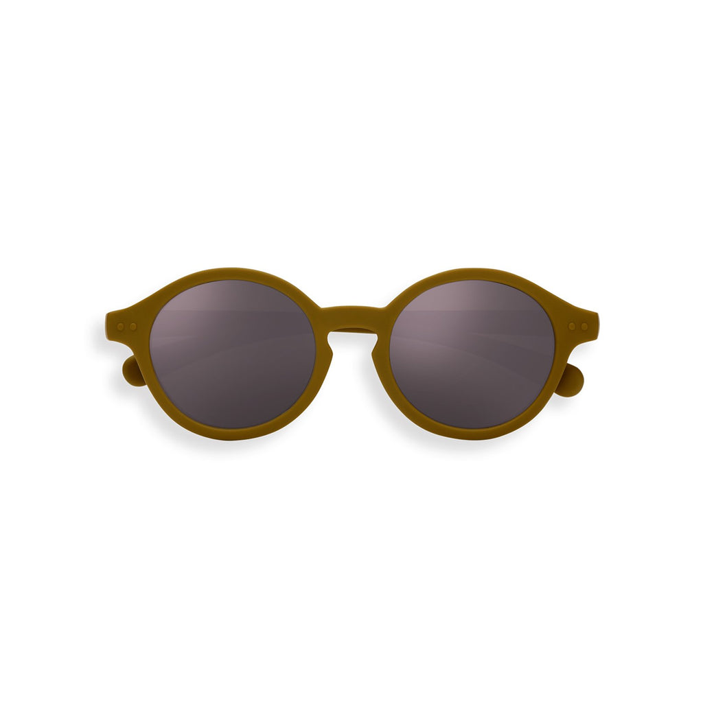 Kids Plus Sunglasses - Olive Green - Polarized