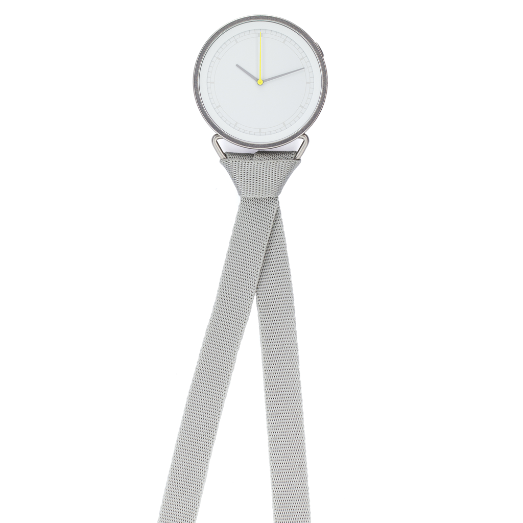 MUW - Kasper & Rikke Salto - Neck Watch - White Dial