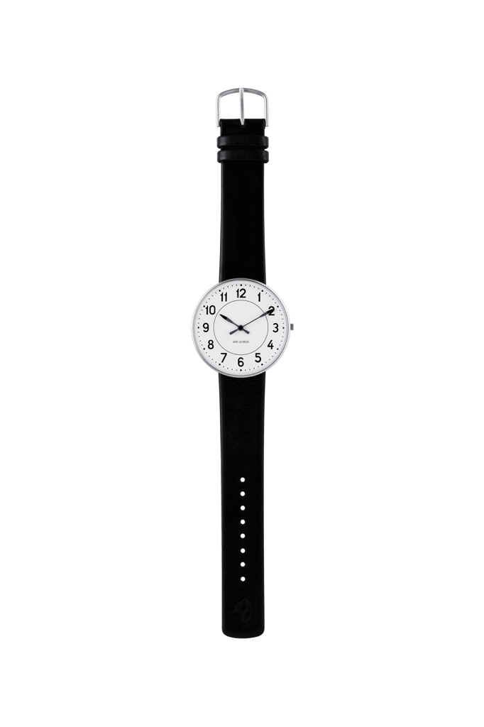 Arne Jacobsen - Station 40mm Wrist Watch