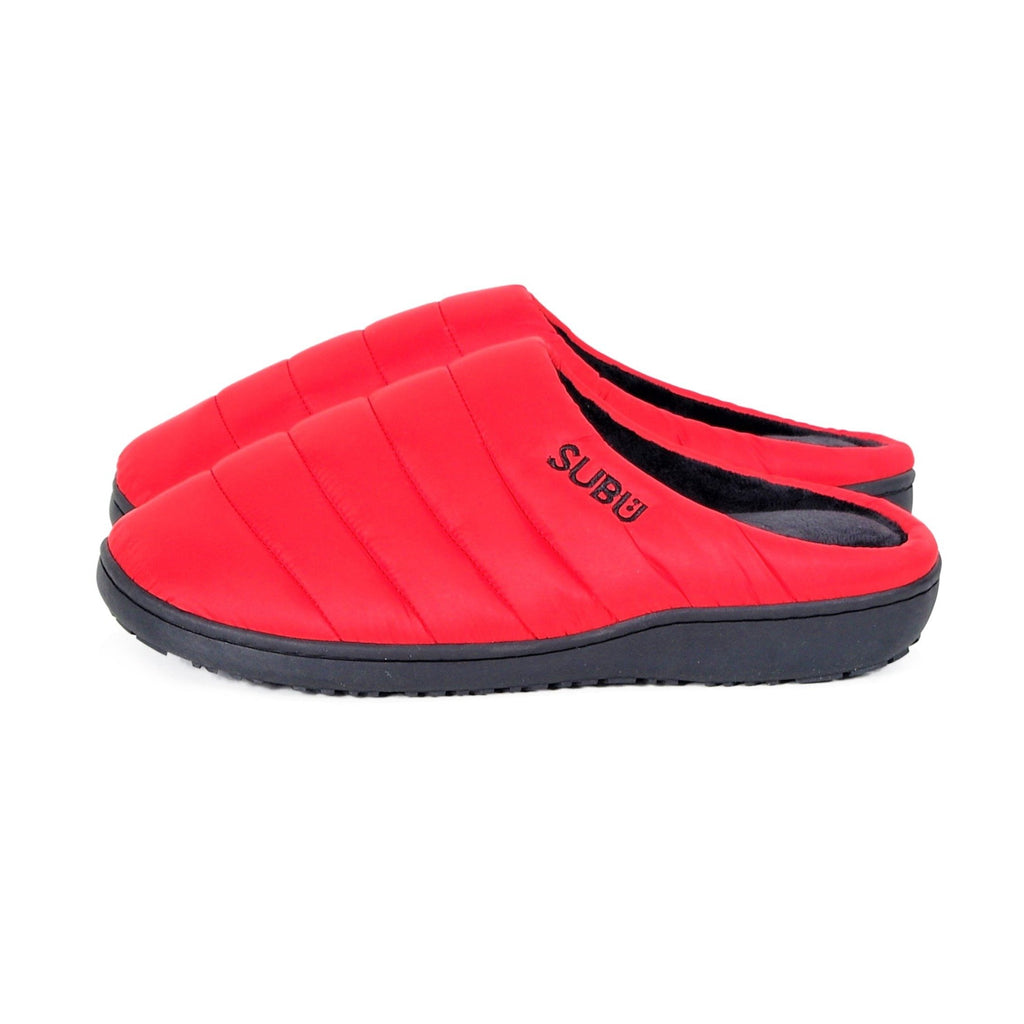 Fall & Winter Slippers - Poppy Red