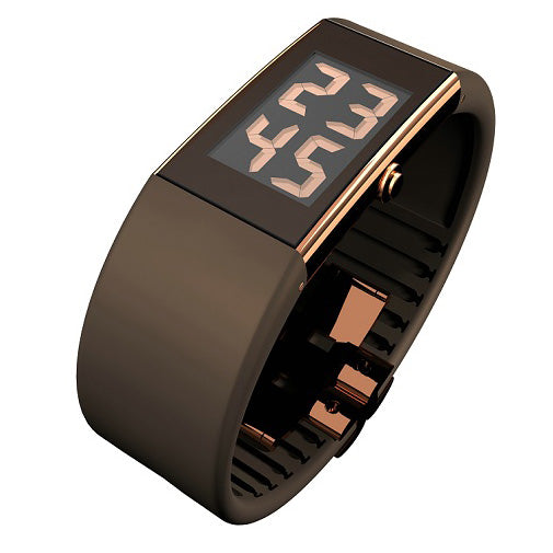 Rosendahl - Fleming Bo Hansen Watch II - Digital Rose Gold