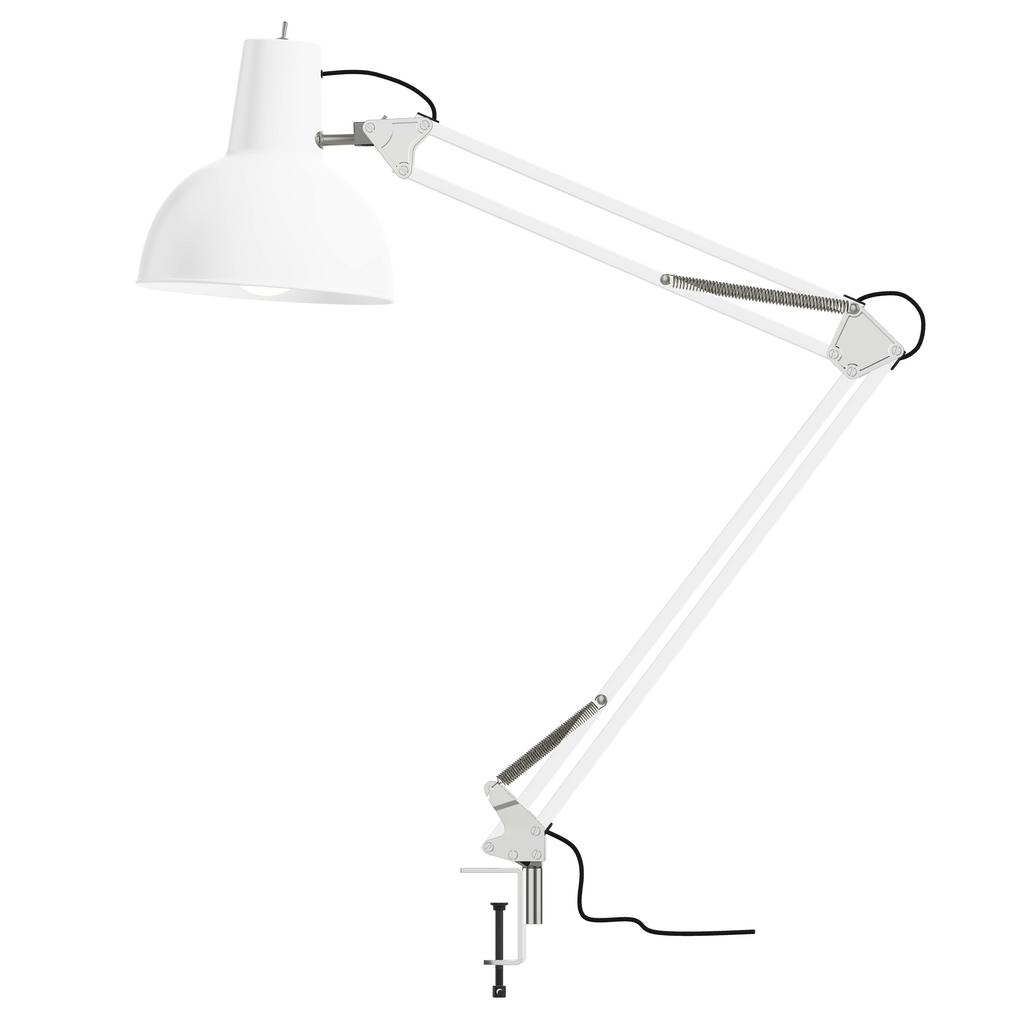 Midgard - Spring Balanced Clamp Light