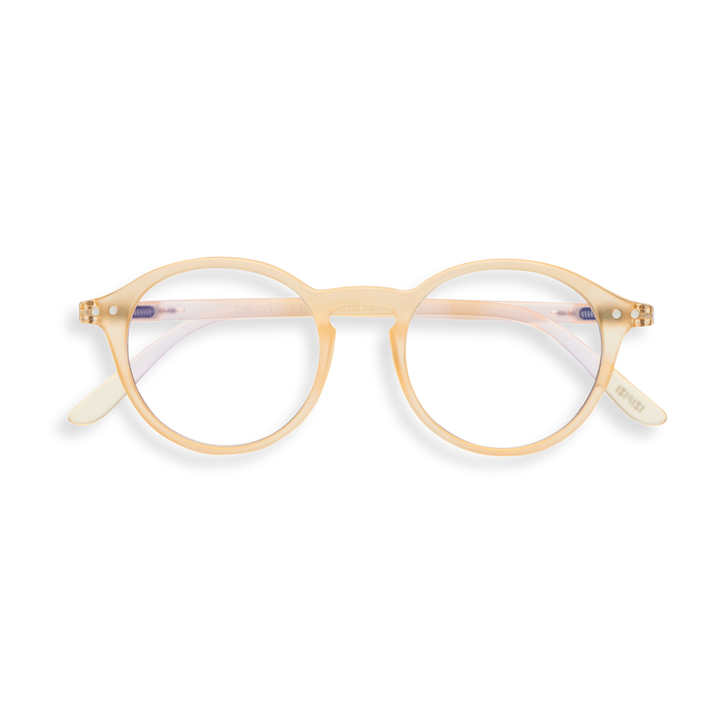 Screen Glasses - D - Fool's Gold - No Diopter