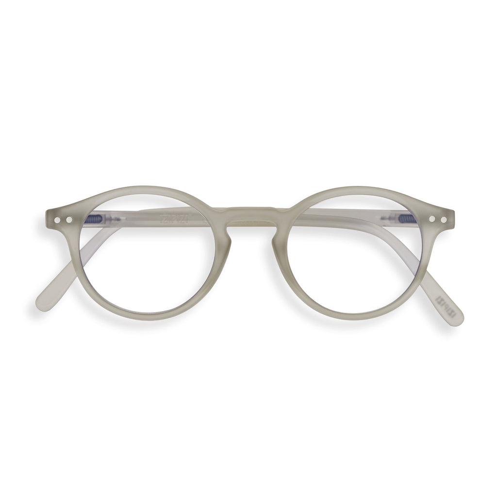 Screen Glasses - H - Defty Grey - No Diopter