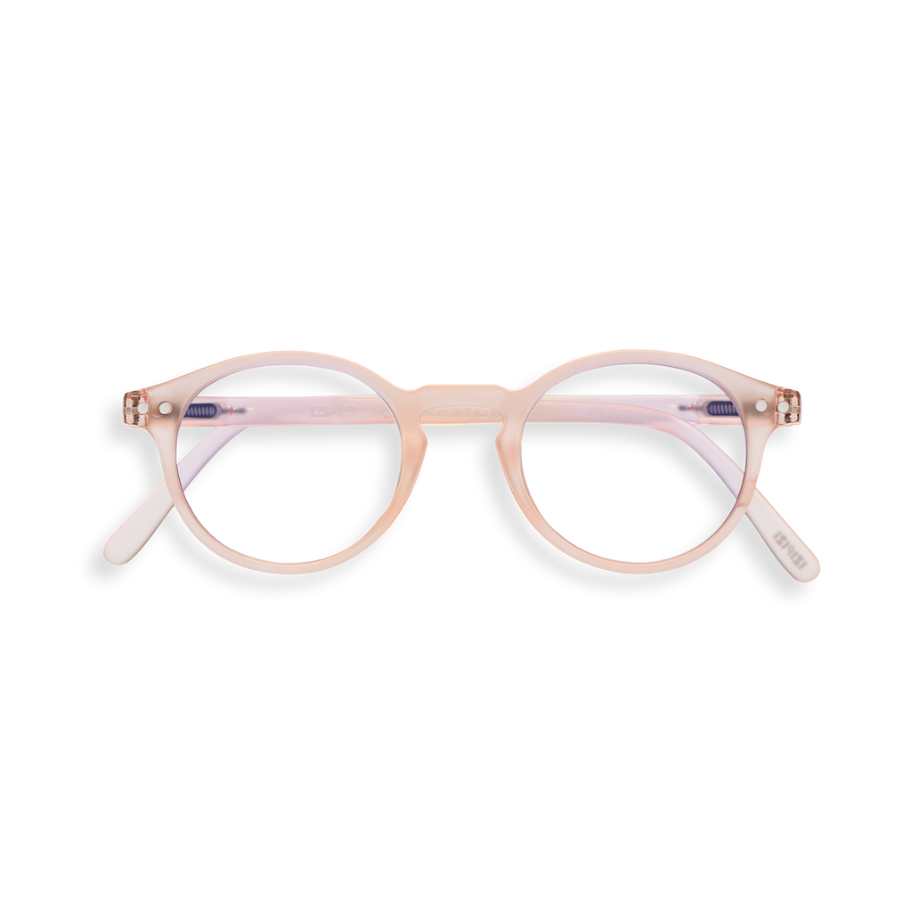 Screen Glasses - H - Rose Quartz - No Diopter