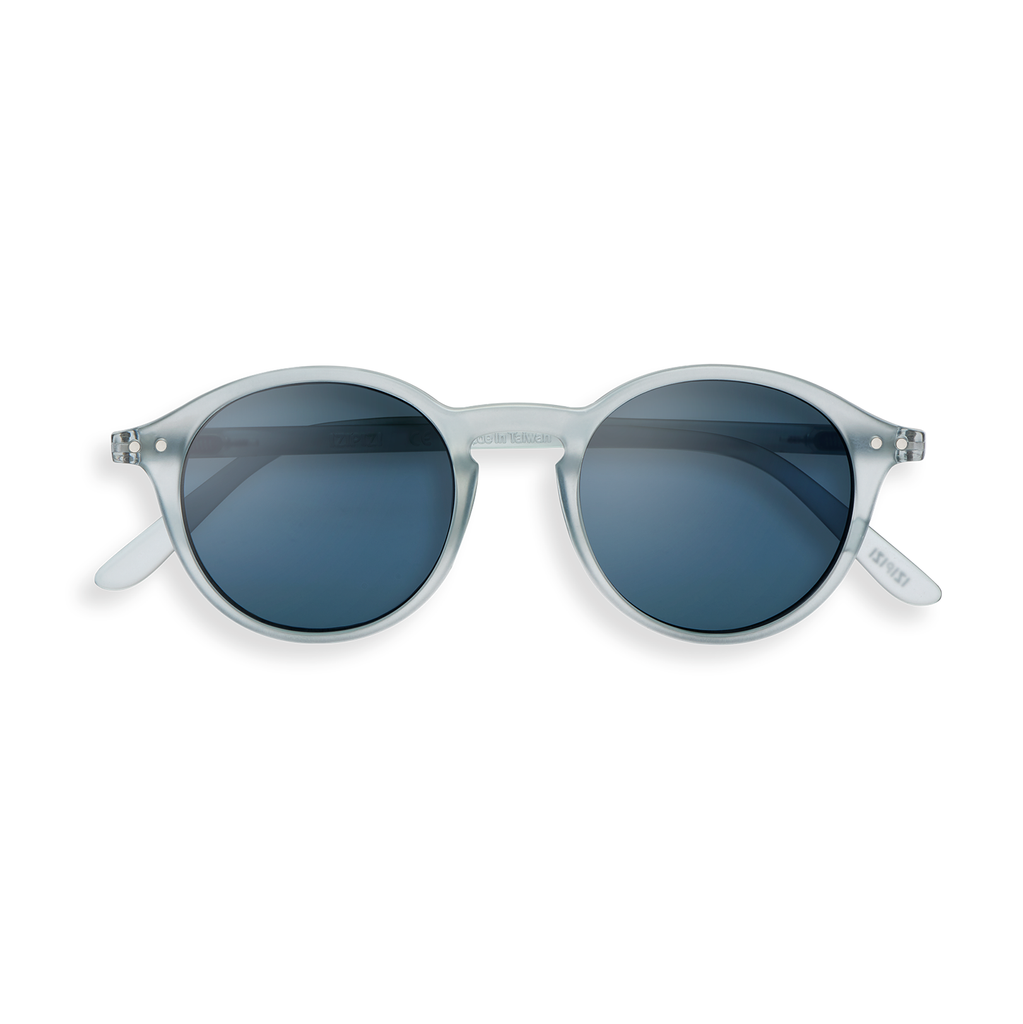 Sunglasses - D - Frosted Blue