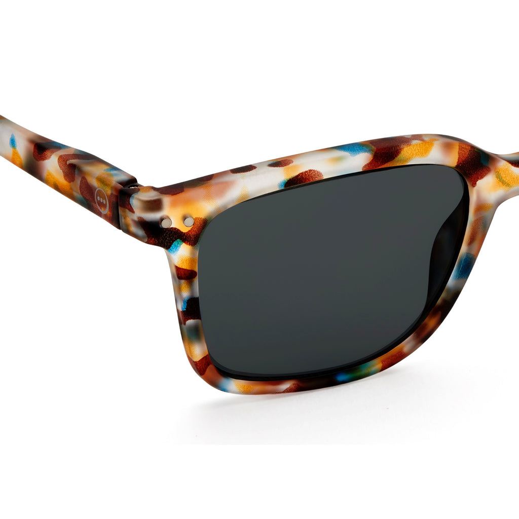 Sunglasses - L - Blue Tortoise