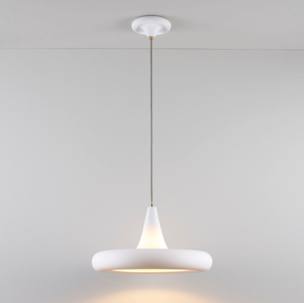 Drop Three Pendant Lamp, matte