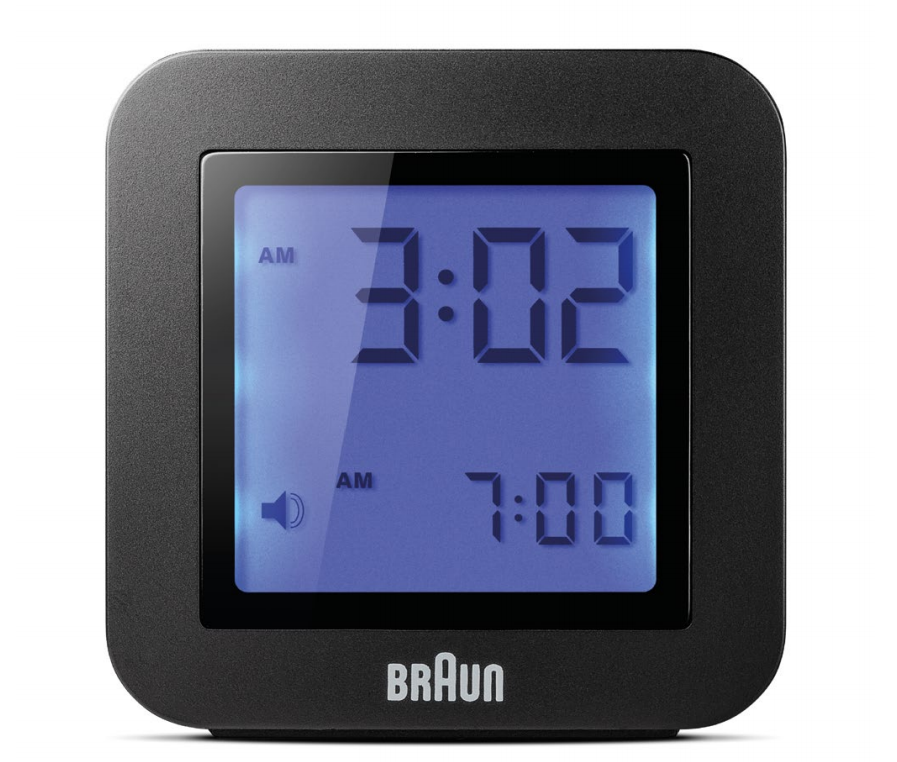 Digital Travel Alarm Clock BN-C018